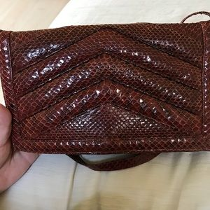 Handbags - Genuine COBRA Clutch/shoulder bag vintage